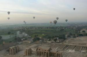 Luxor Hot Air Balloon Packages